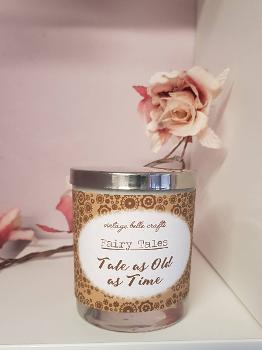 Fairy Tale Inspired Candles