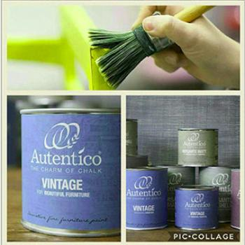 Autentico Vintage Furniture Paint