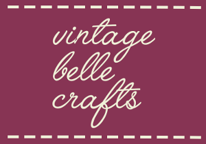 Vintage Belle Crafts Logo