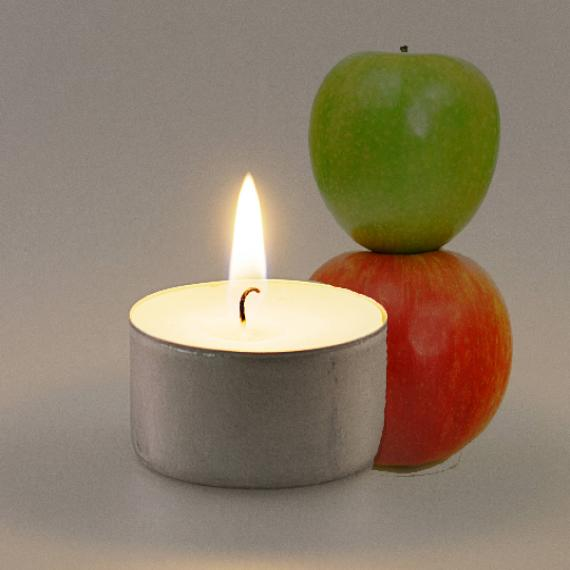 Apple Scented Tealights