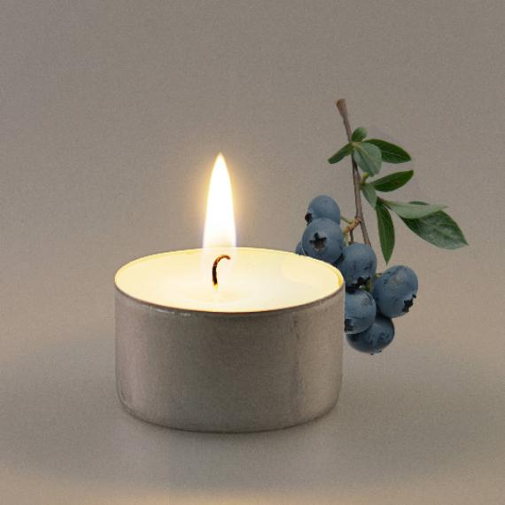 Blueberry Scented Tealights