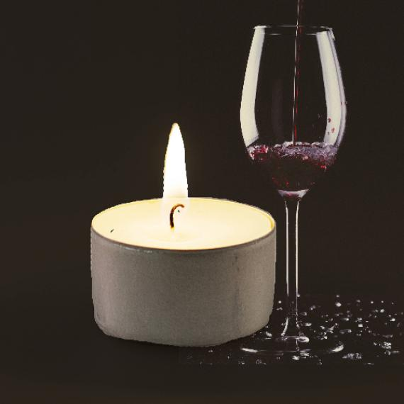 Picture of Cherry Amaretto Scented Tealights