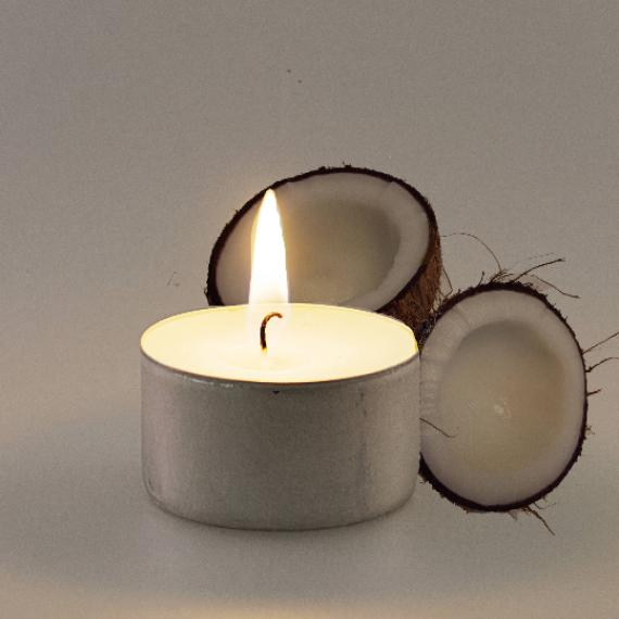 Coconut Scented Tealights