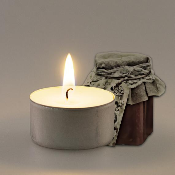 Berry Jam Scented Tealight