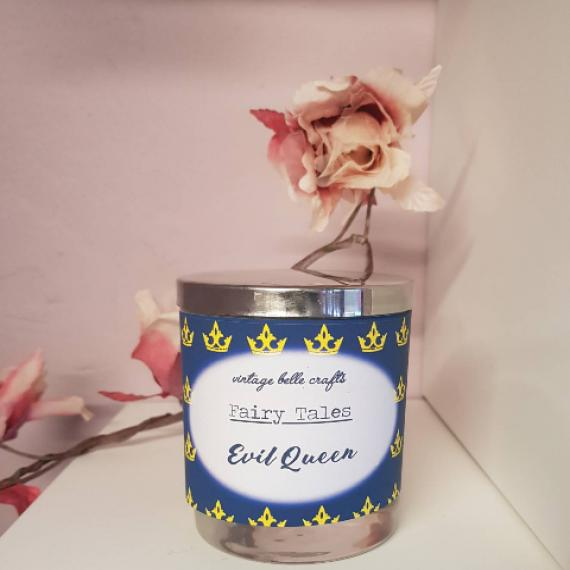 Evil Queen Scented Fairytale Candle