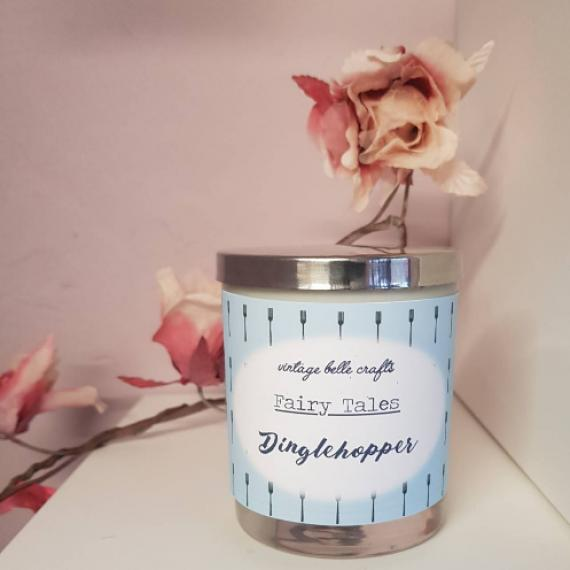 Dinglehopper Scented Fairytale Candle
