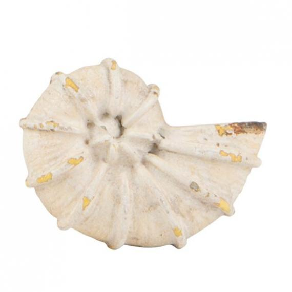 Picture of Vintage Conch Shaped Seashell Drawer Knob