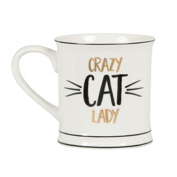 A Crazy Cat Lady Mug