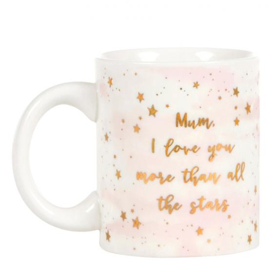 A Mum I Love You More Than All The Stars Mug