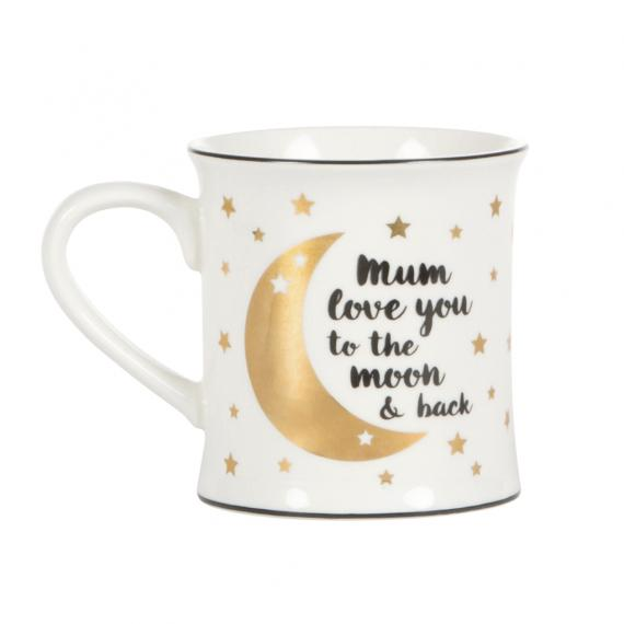 A Mum Love You To The Moon and Back Mug