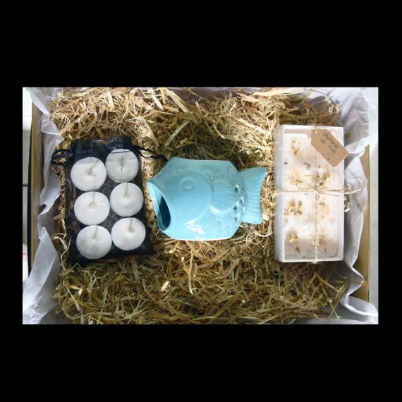Picture of Wax Burner Gift Set